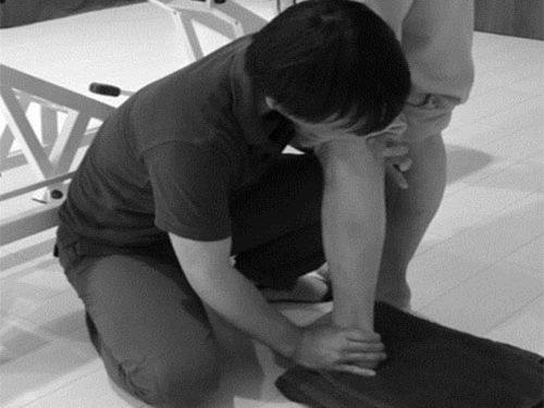 脳卒中/片麻痺 下肢・足の自主トレ